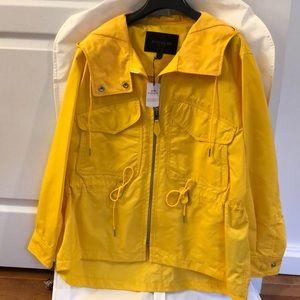 Coach raincoat